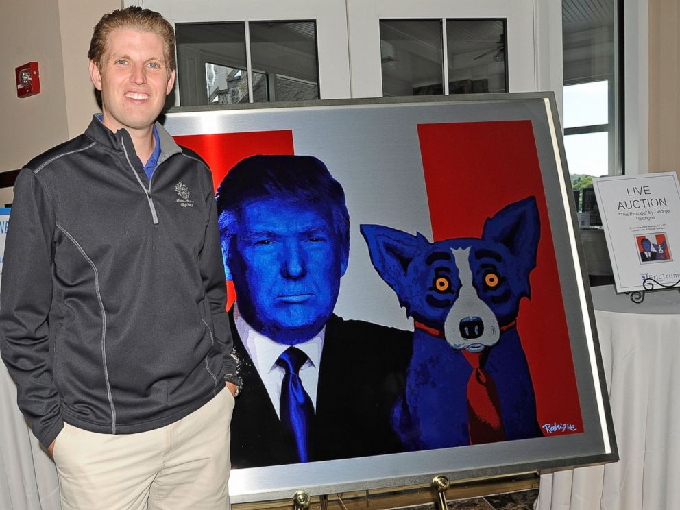 NY attorney general looking at Eric Trump charity's payouts