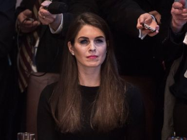 Meet WH interim communications director Hope Hicks