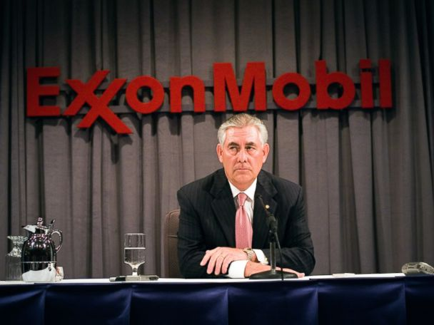 Exxon hit with $2 million fine for violating Russia sanctions while Tillerson was CEO