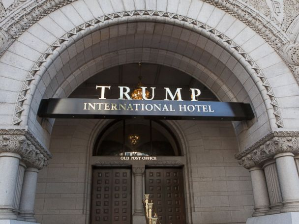 Inside the Potential Conflict Posed by Trump's DC Hotel