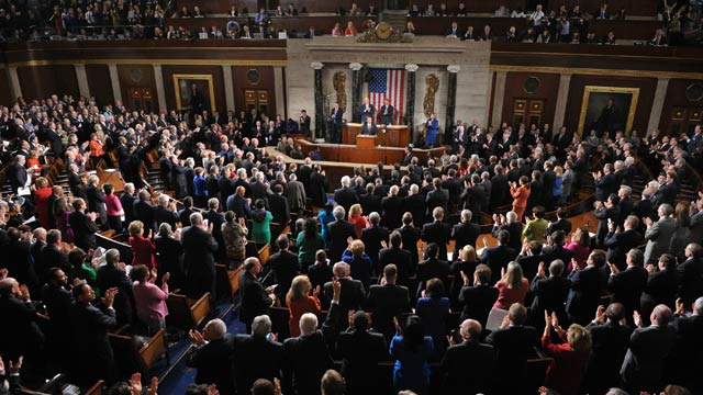 PHOTO: 2012 State of the Union Address