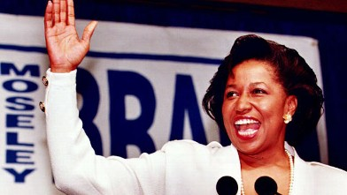 PHOTO: Carol Moseley Braun