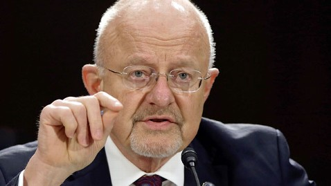gty James Clapper national intelligence director thg 130607 wblog The Note: Through A PRISM Darkly
