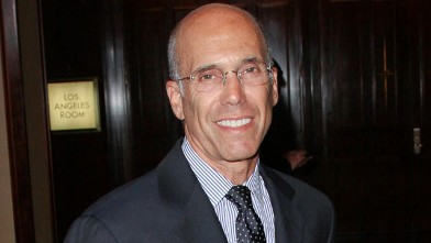 PHOTO: Jeffrey Katzenberg attends the National Multiple Sclerosis Society's 37th annual Dinner Of Champions, Sept. 12, 2011 in Century City, California.