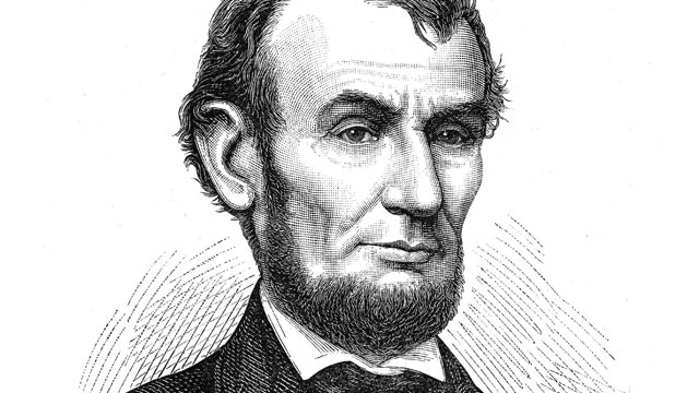 PHOTO: Abraham Lincoln was the sixteenth president of the United States of America.