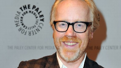 "PHOTO: TV personality Adam Savage attends The Paley Center for Media's ""An Evening with The Discovery Channel's Mythbusters"" on June 13, 2011 in Beverly Hills, California."