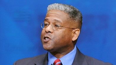PHOTO: Rep. Allen West , R-FL, speaks during an address to the 39th Conservative Political Action Committee Feb. 10, 2012  in Washington, DC.