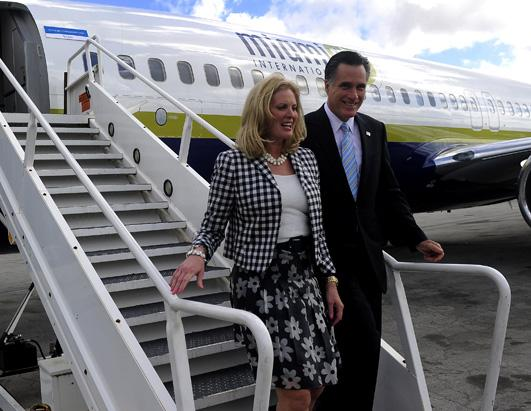 Ann Romney on the Campaign Trail