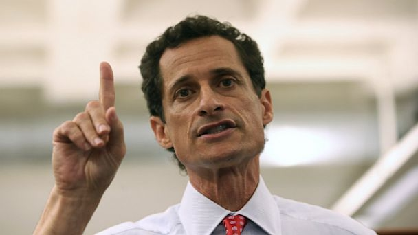 gty anthony weiner mi 130809 16x9 608 Five Stories Youll Care About in Politics Next Week