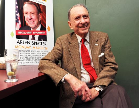 Arlen Specter Through The Years