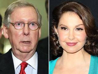 Sen. McConnell Bugged Plotting Against Ashley Judd