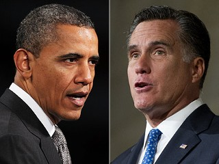 Obama and Romney at Odds on Immigration