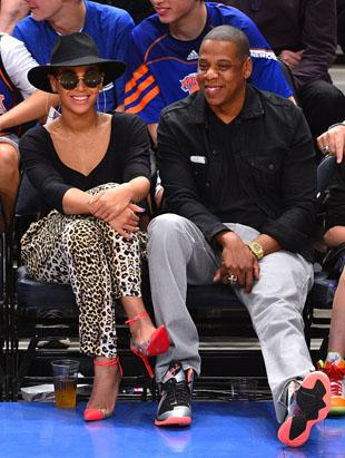 Jay-Z and Beyoncé Raise Money for Obama