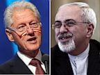PHOTO: Bill Clinton and Mohammad Javad Zarif will be guests on This Week with George Stephanopoulos.