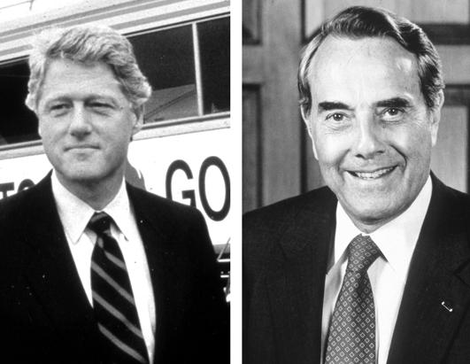 Past Presidential Races
