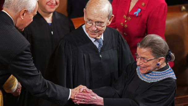 gty breyer ginsburg kb 140625 16x9 608 When Will Supreme Courts Aging Liberal Justices Retire?