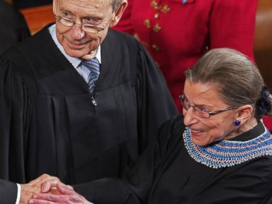 When Will Supreme Court's Aging Liberal Justices Retire?