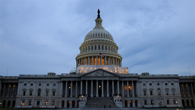 PHOTO: U.S. Capitol Building in Washington, D.C., is seen in this May 13, 2012 file photo.