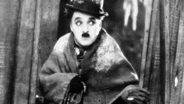 PHOTO: Charlie Chaplin