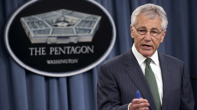 Hagel: Armed Forces 'Need Cultural Change' on Sex Assaults