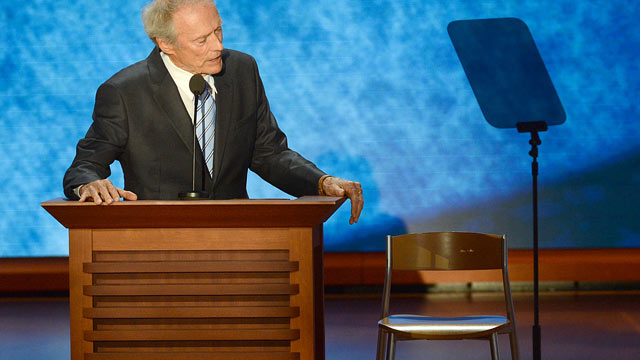 Clint Eastwood Bucks GOP, Backs Gay Marriage
