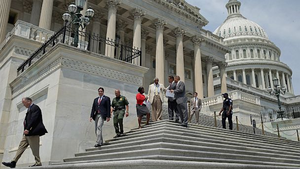 gty congress recess ll 130802 16x9 608 Washington Watchdog: Congress Takes Another Vacation While Nations Business Awaits