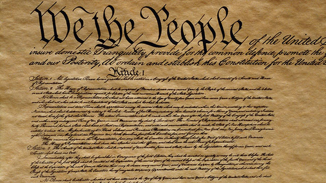 Image result for the u.s. constitution took effect in 1788
