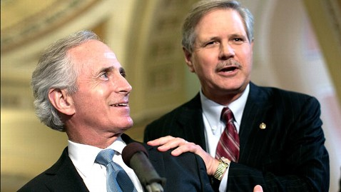 gty corker Hoeven nt 130621 wblog Immigration Deal Sets Up Key Senate Vote Monday