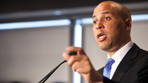 gty cory booker jef 130610 wblog Cory Bookers Competition: Four Way Democratic Senate Primary Takes Shape In N.J.