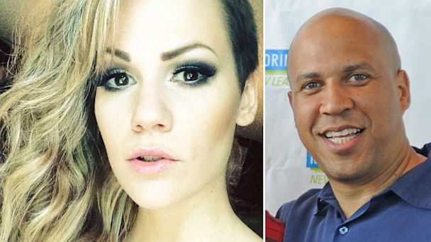 gty cory booker stripper lpl 130926 16x9 608 Cory Booker Campaign Unshaken by Twitter Banter With Stripper