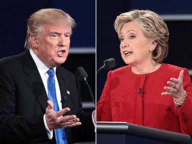 ANALYSIS: Clinton Baits Trump Into Fight, and He More Than Counters