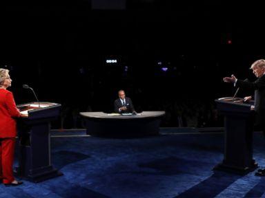 Trump, Clinton Spar Over Taxes in 1st Presidential Debate