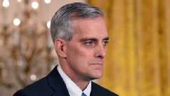 PHOTO: Denis McDonough, White House Chief of Staff, reportedly knew about the investigation into the IRS's targeting of conservative groups two weeks before President Barack Obama did.