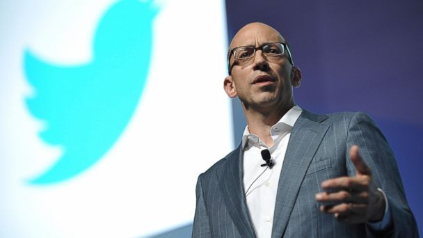 PHOTO: CEO of Twitter Dick Costolo speaks during The Twitter Seminar as part of Cannes Lions 59th International Festival of Creativity on June 20, 2012 in Cannes, France.