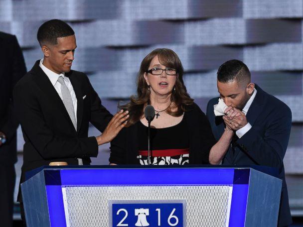 Orlando Shooting Victim's Mom Makes Emotional Plea at DNC