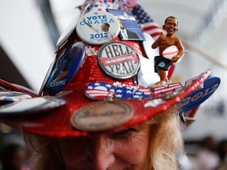 Photos: The Best Signs, Buttons and Swag at the Democratic National Convention