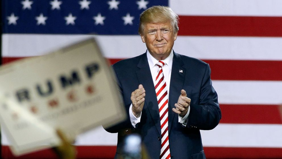 Campaign Manager Defends Trump's Record On Taxes