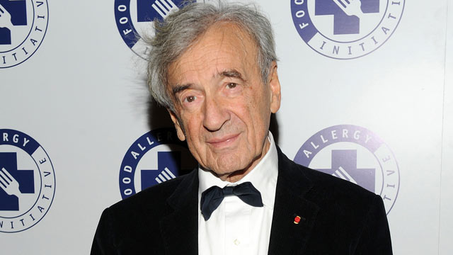 PHOTO: Elie Wiesel attends the 2009 Annual Food Allergy Ball at The Waldorf Astoria, Dec. 7, 2009, in New York City.