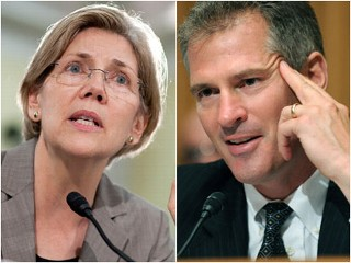 Brown Rips Warren Over Native American Claim