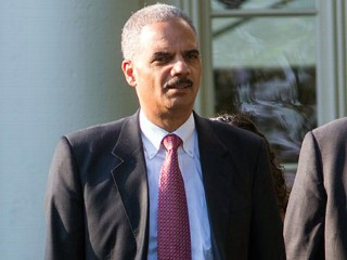 House Sues Eric Holder Over Records
