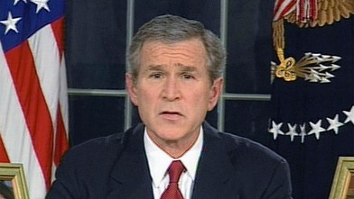PHOTO: George W. Bush