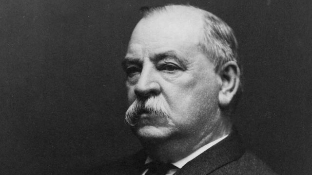 PHOTO: Grover Cleveland, who lived from 1837 to 1908, was the 22nd and 24th President of the United States of America.