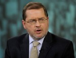 PHOTO: Grover Norquist, president of Americans for Tax Reform, speaks during an interview in New York, U.S., March 12, 2012.