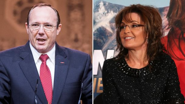 gty gty maness palin split kb 140508 16x9 608 Sarah Palin Endorses Tea Party Underdog and Alligator Wrestler Rob Maness in Louisiana Senate Race