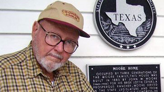 PHOTO: Hilmar Moore is the mayor of Richmond, Texas.