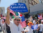 PHOTO: Immigration reform rally