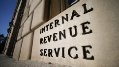PHOTO: The Internal Revenue Service (IRS) building stands in Washington, D.C., Nov. 13, 2012.