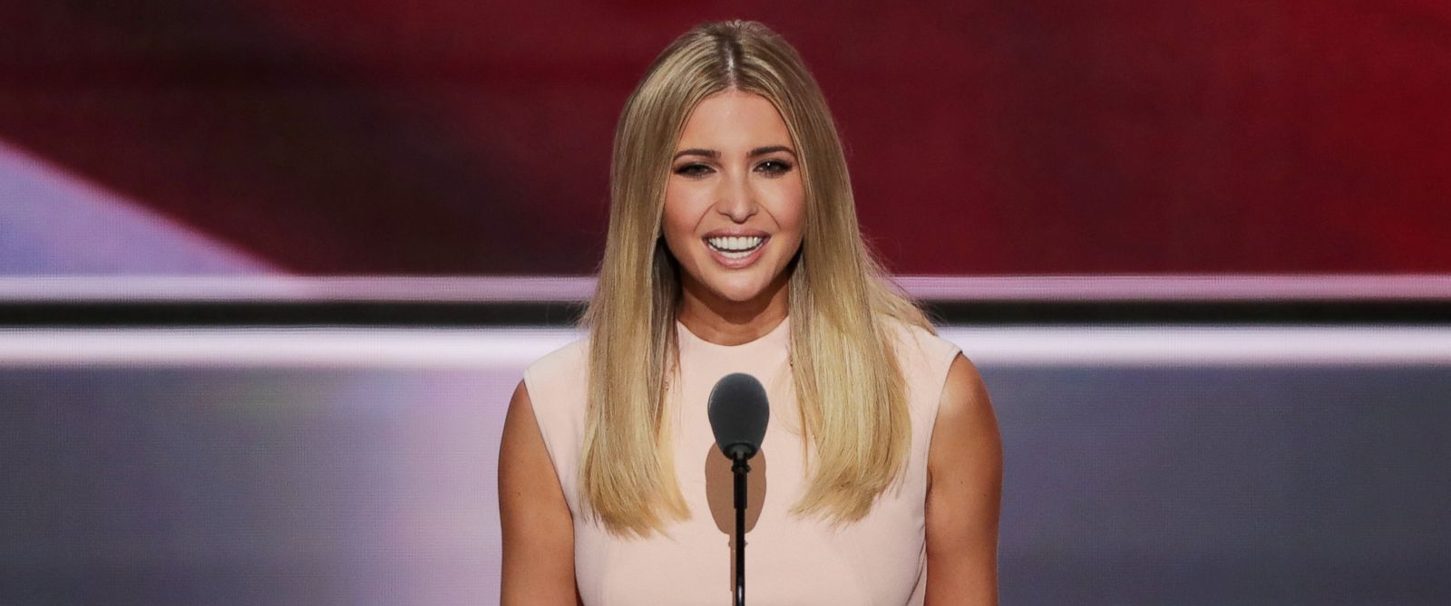 Ivanka Trump Introduces Her Father Donald at the RNC: He Is 'the ... Ivanka Trump