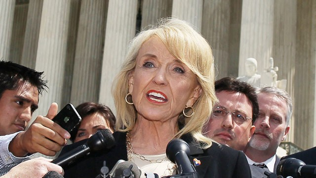 PHOTO: Jan Brewer