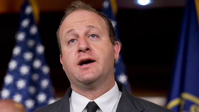 PHOTO: Jared Polis